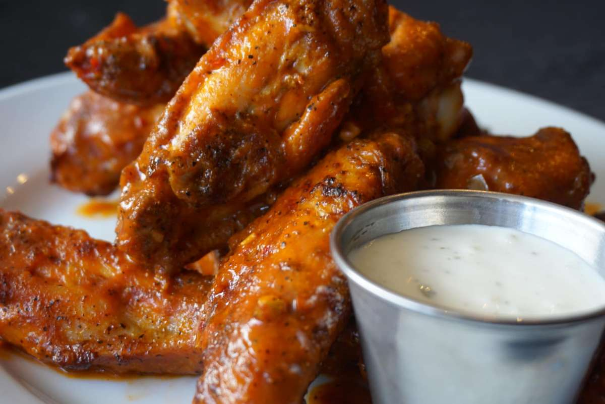 A Brief History of Chicken Wings