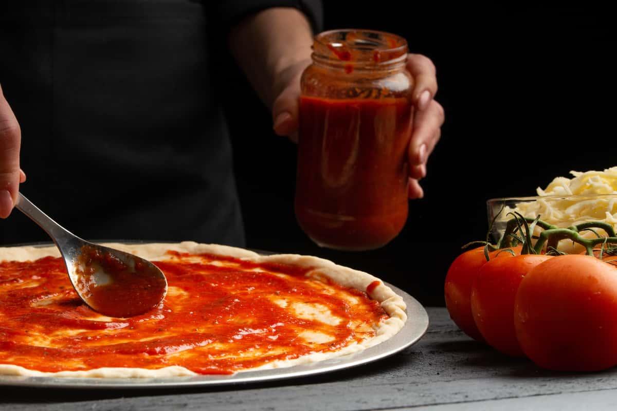 Saucy Pizza Sauces