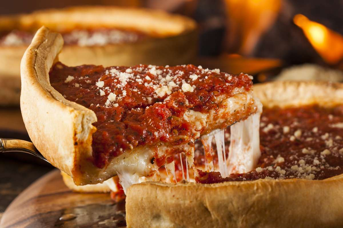Back to Pizza School - Chicago-Style Pizza 101 - An Intro to Deep Dish