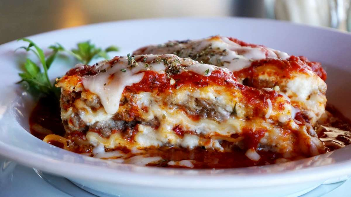 The Legend of… Lasagna!