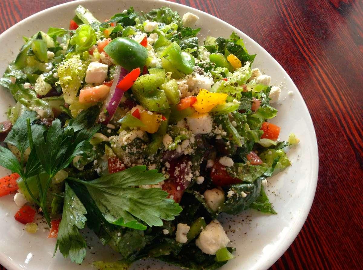 A Summer of Salads