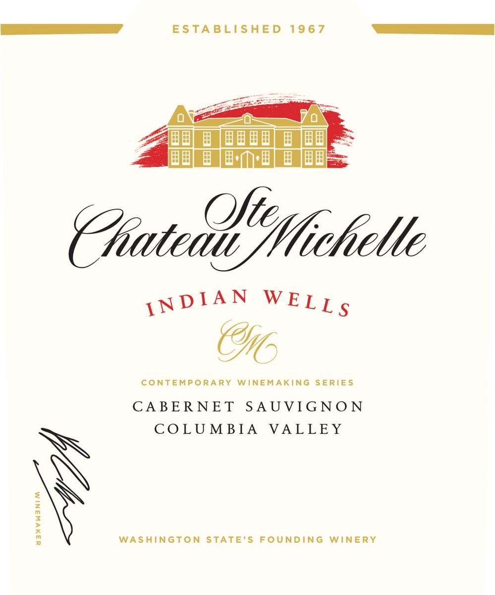 Cabernet Sauvignon - Chateau Ste Michelle - Indian Wells