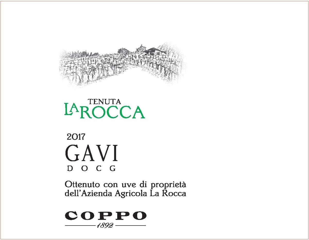 Gavi - Coppa - Tenuta La Rocco - DOCG