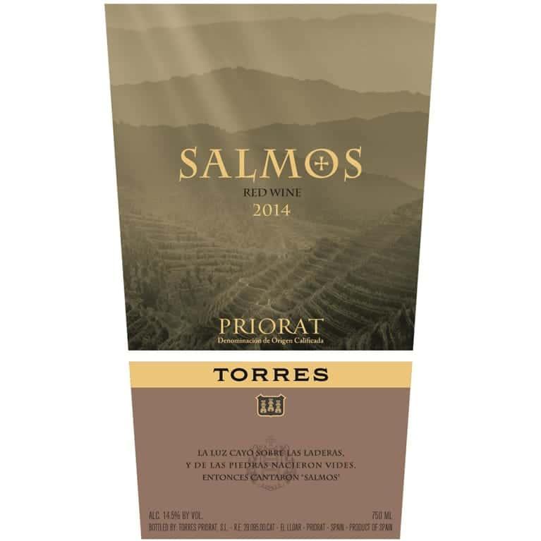Blend - Familia Torres - Salmos