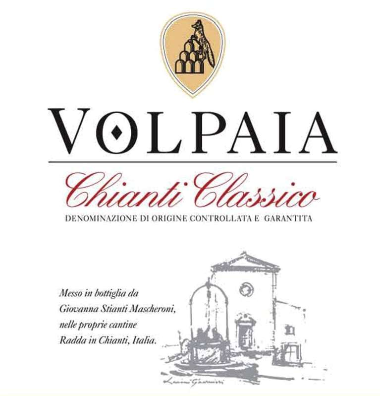 Chianti - Castello di Volpaia - Classico
