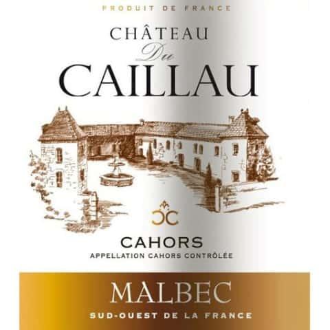 Malbec - Château du Caillau - Cahors