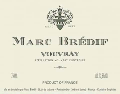 Chenin Blanc - Marc Brédif - Vouvray Classic