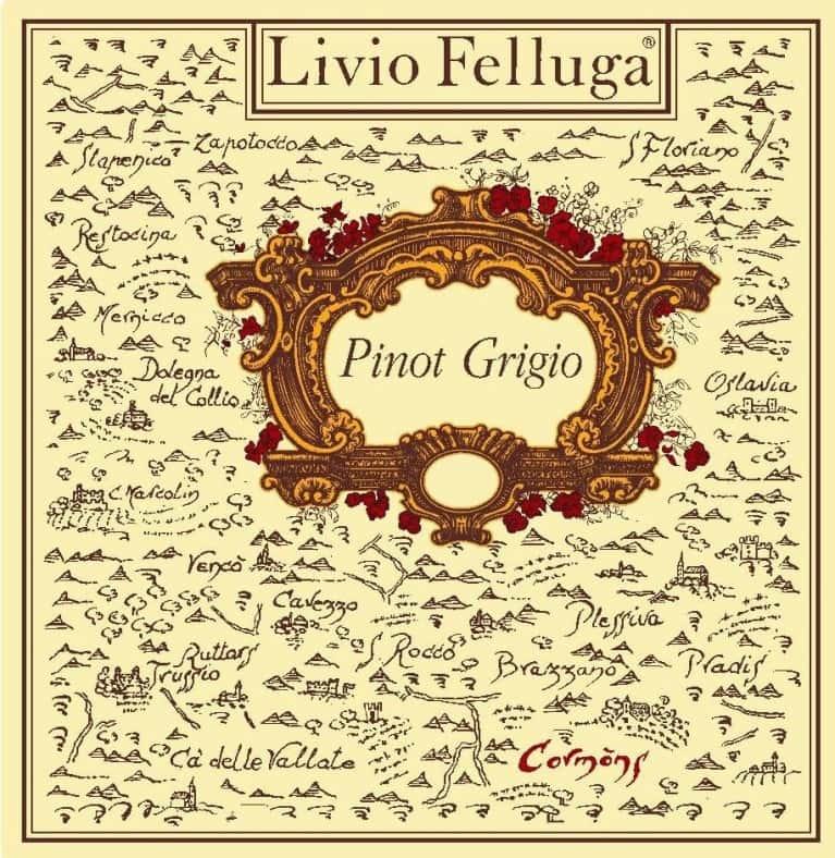 Pinot Grigio - Livio Felluga