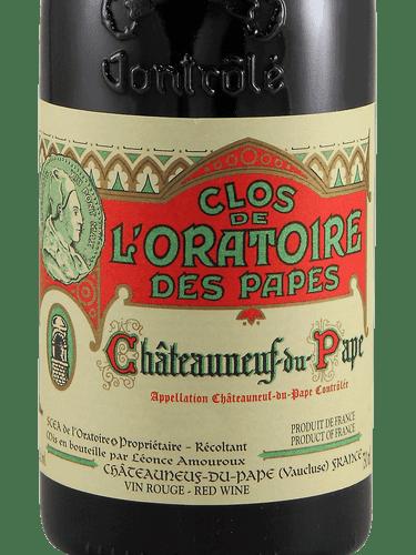 Châteauneuf-du-Pape - Clos de L'Oratoire des Papes - Rouge