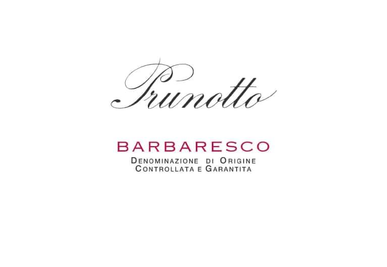 Barbaresco - Prunotto - DOCG