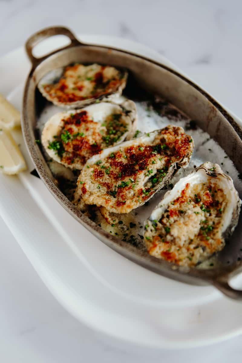 oyster rockfeller
