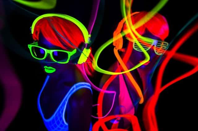 glow look