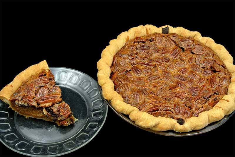 Pecan Chocolate Pie