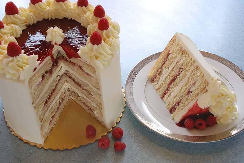 Framboise Torte