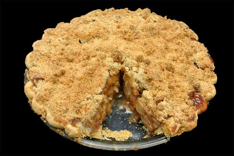 Apple Pie (Old Fashioned)