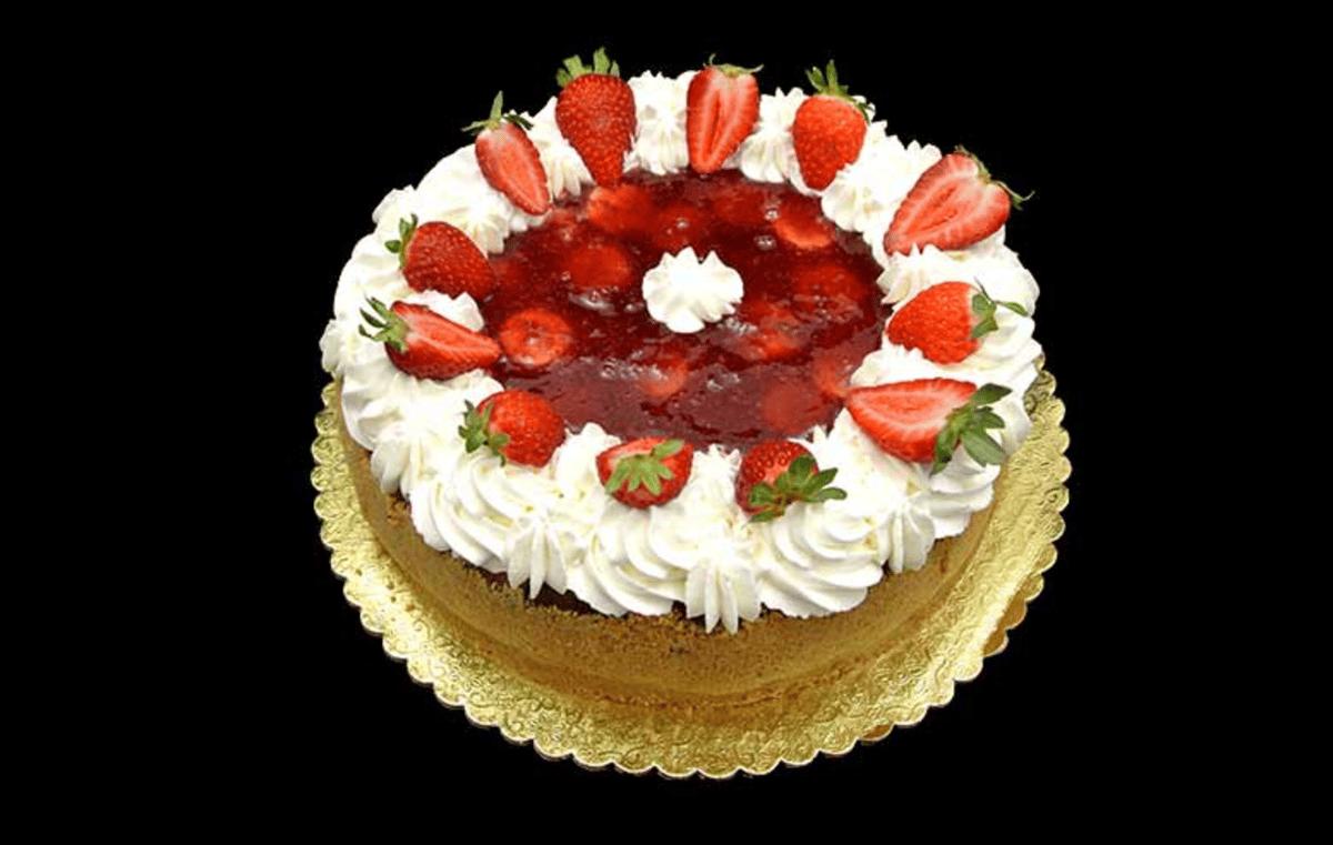 Strawberry Banana Cheesecake