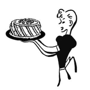 3. Cake Tasting