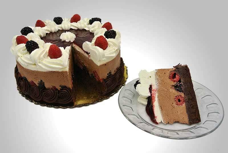 Robert's Truffle Torte