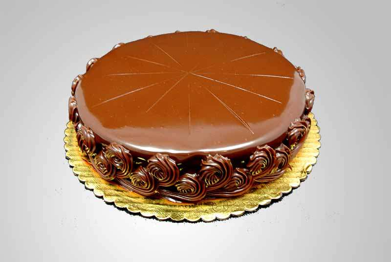 Midnight Torte