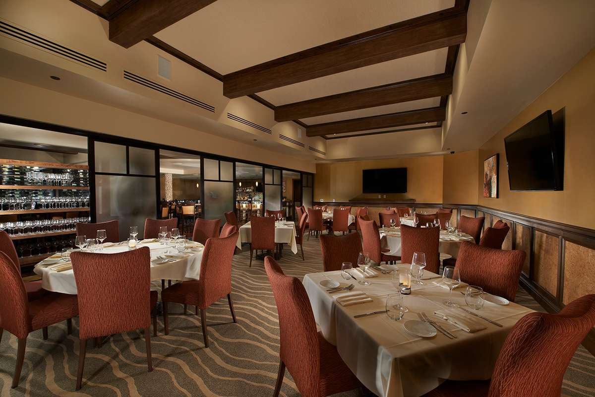 the sonoma room tables