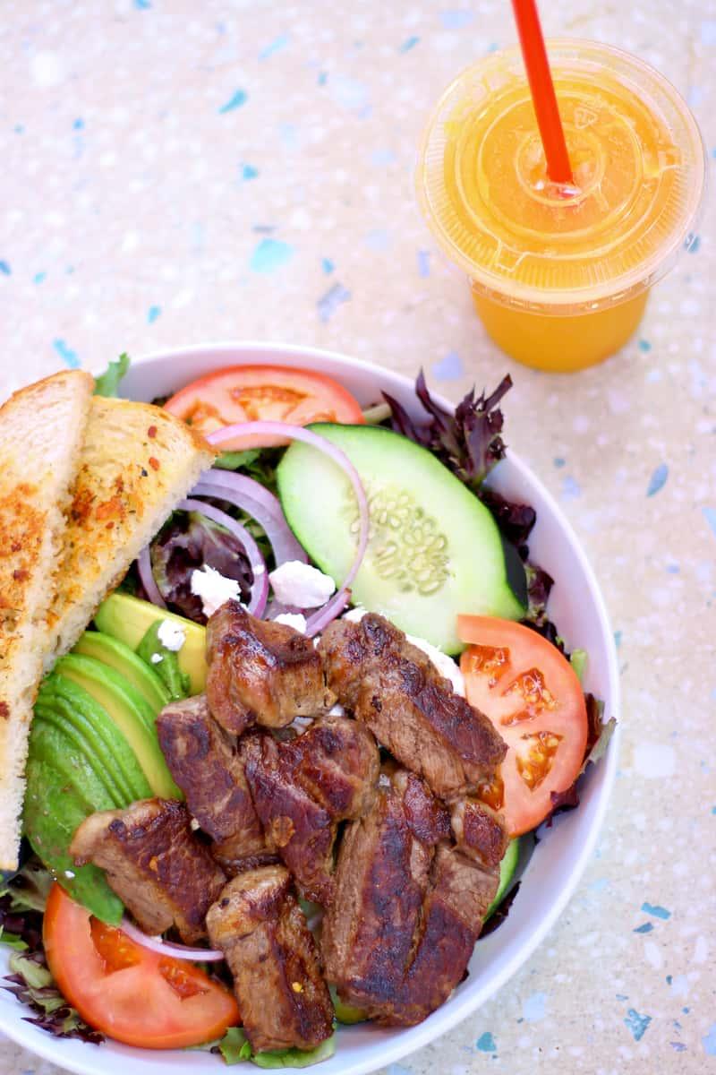 Montreal Steak Salad