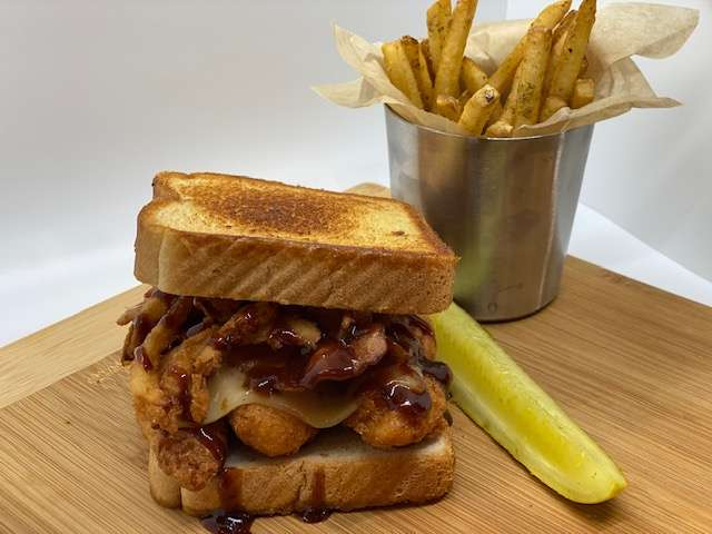 jail bird sandwich