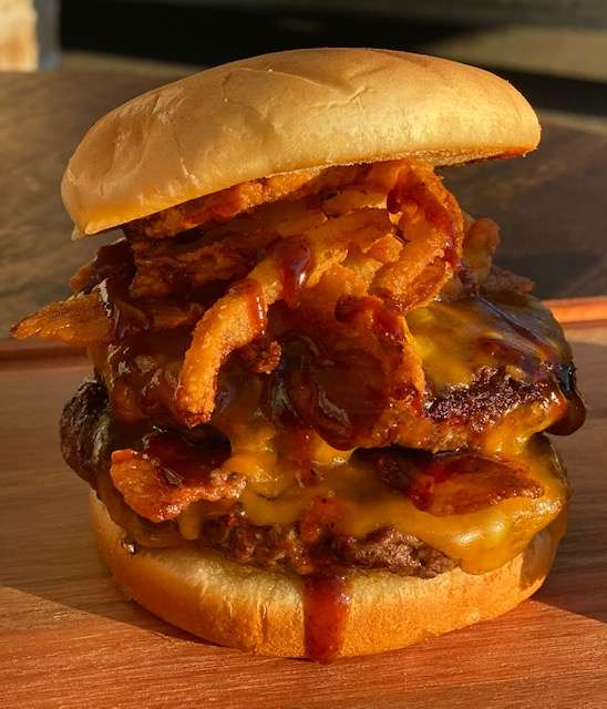 The Copper Burger