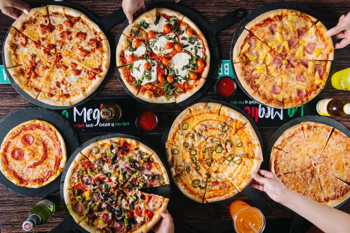 NY Water Pizza