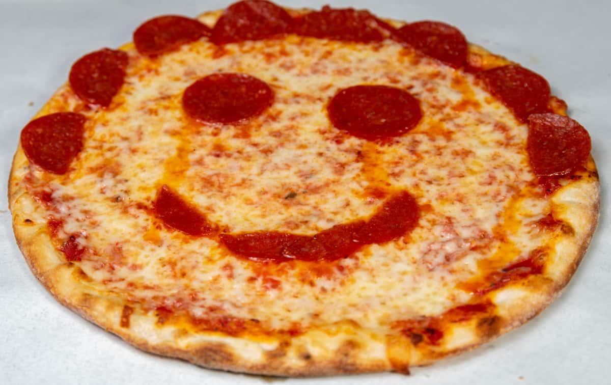 Smiley Pizza