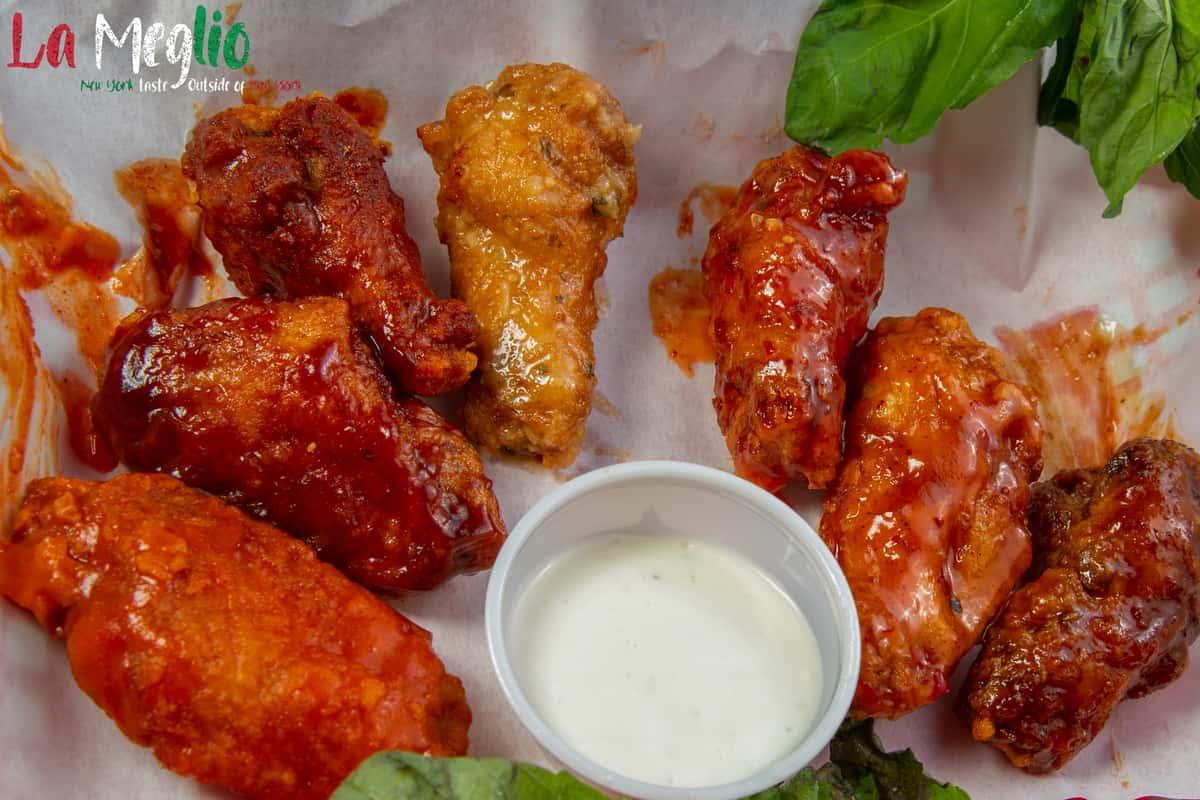 5 Wings