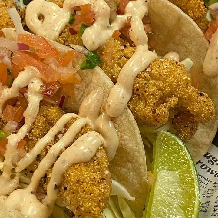 Tomahawk Tacos