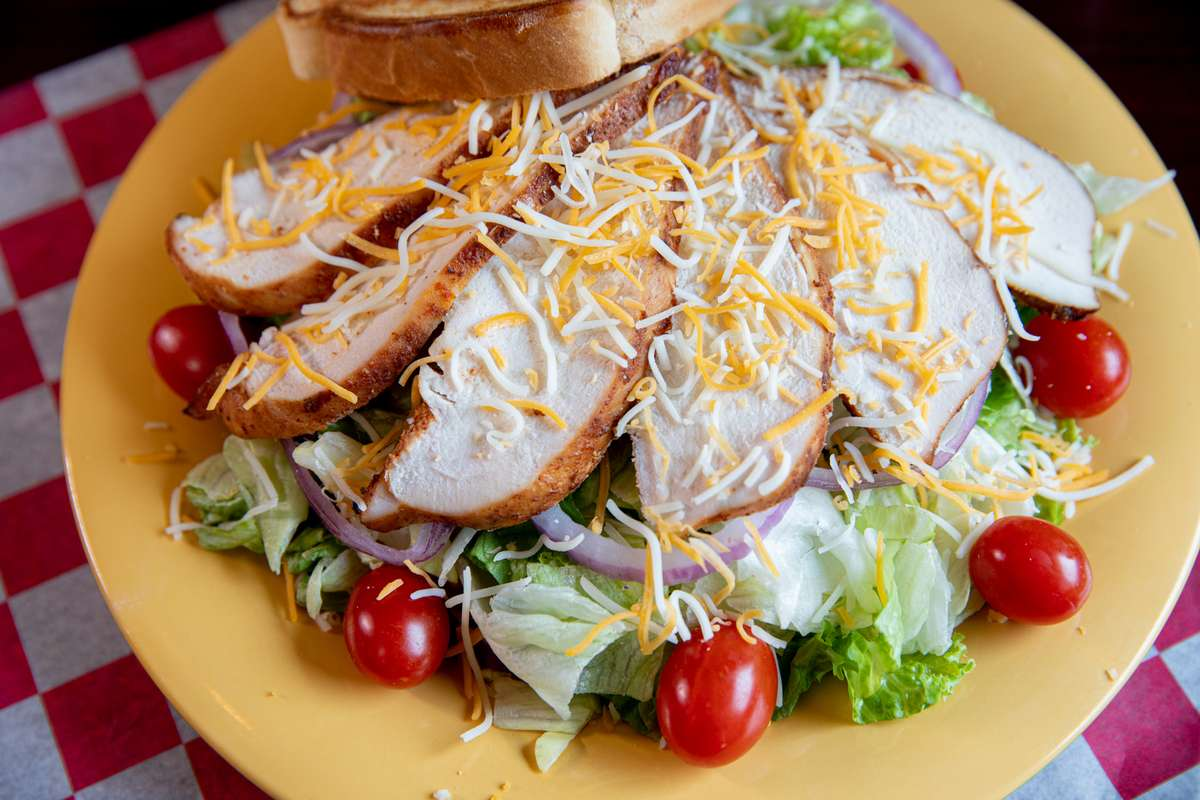 Pulled Pork, Smoked or Grilled Chicken Breast