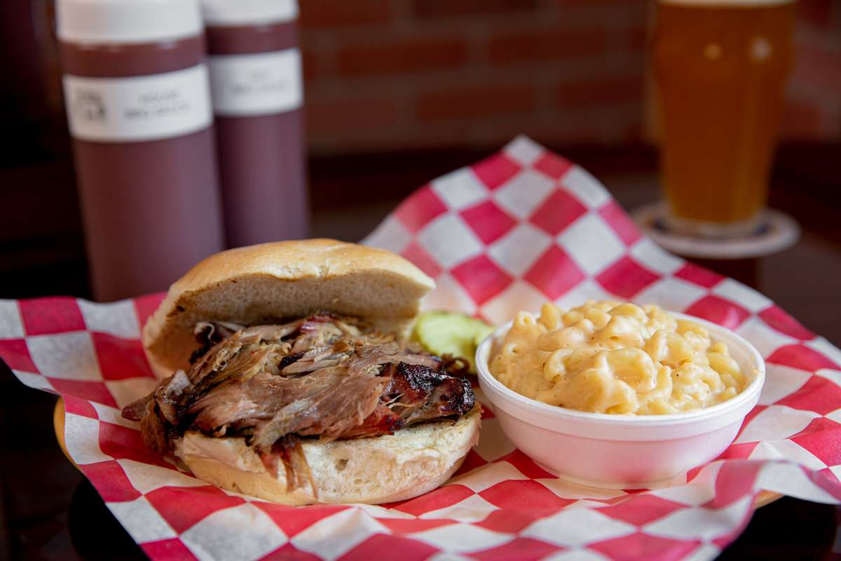 Pulled Pork (Our Most Popular Sandwich)