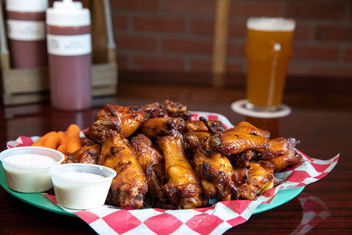Bar-B-Q Chicken Wings