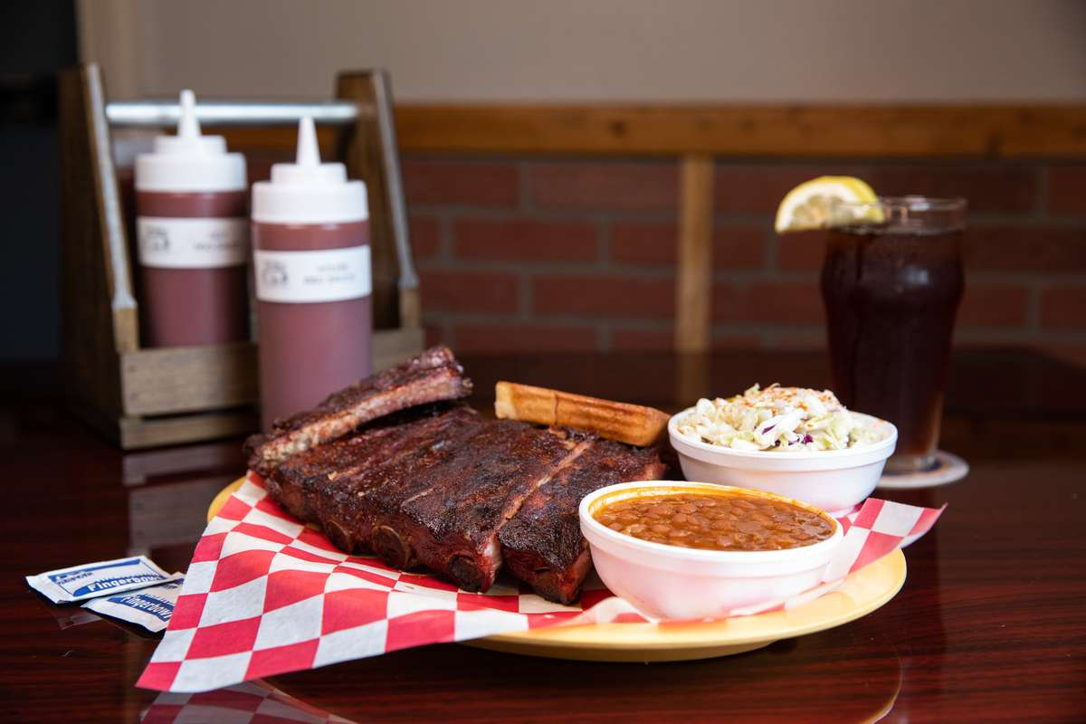 Jacks (Award Winning) Ribs