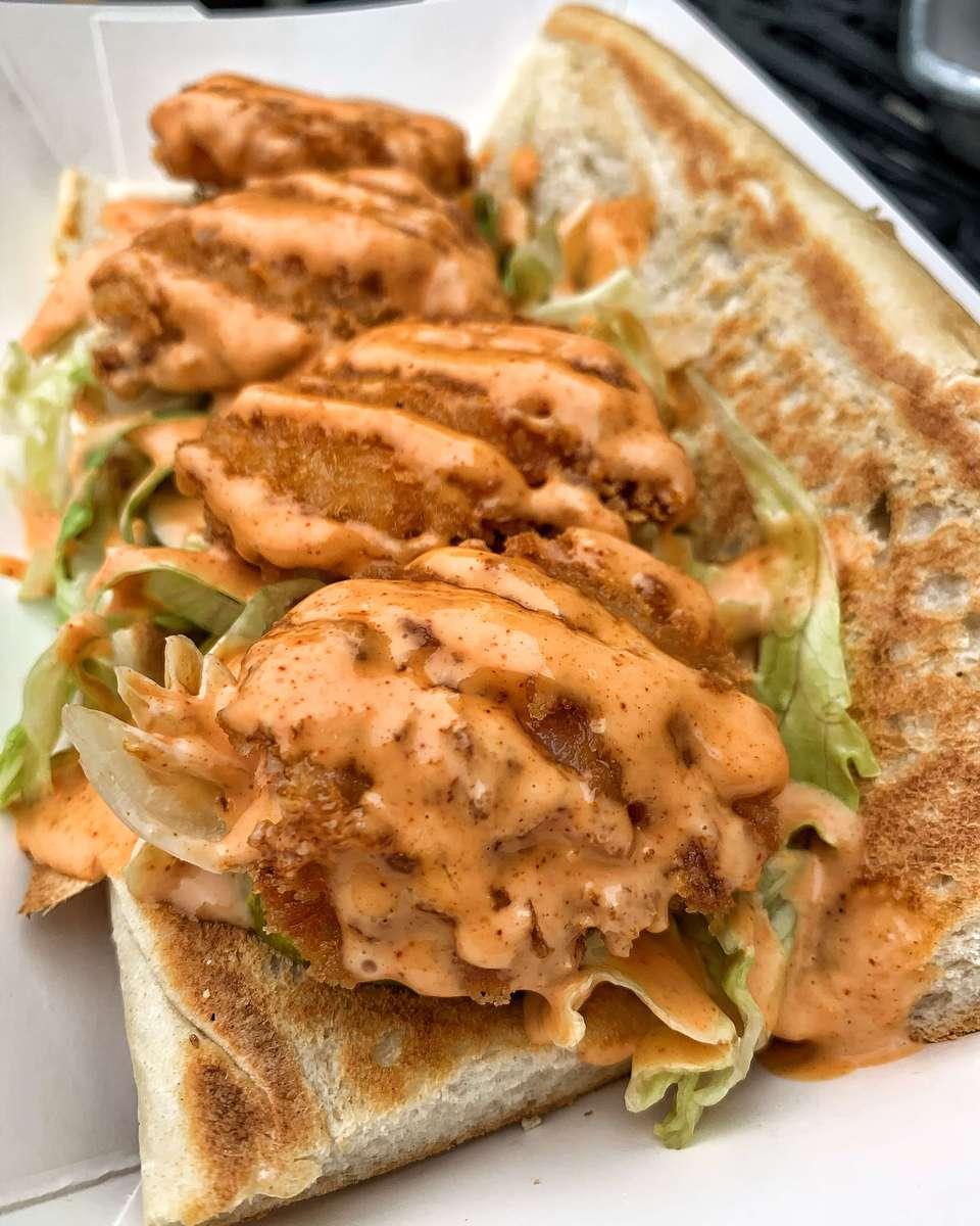 Shrimp-A-Po-Boy-sandwich-smok-haus