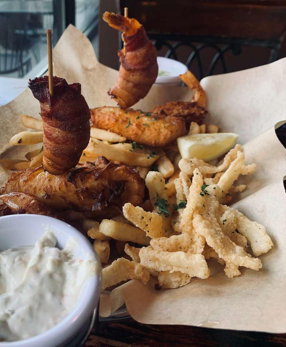 Seafood Basket