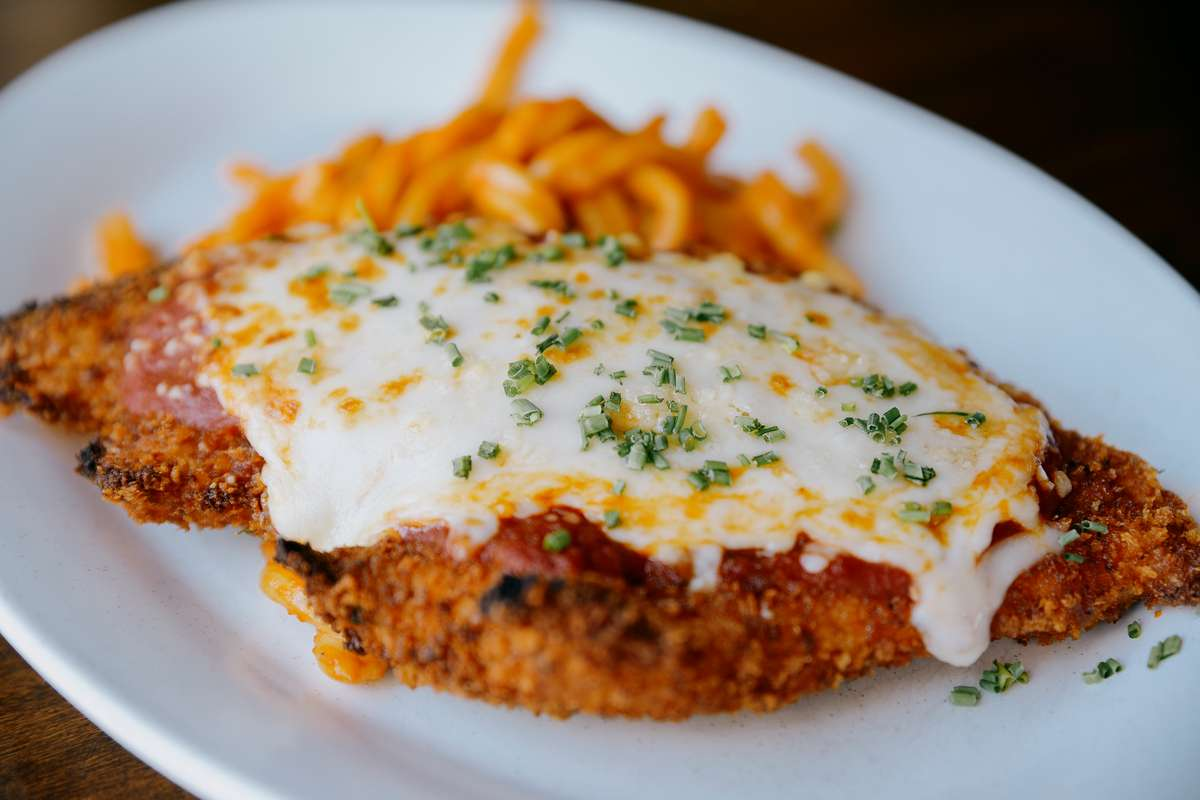 OUR CHICKEN PARM