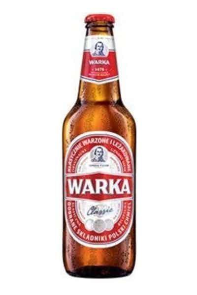 Warka Lager