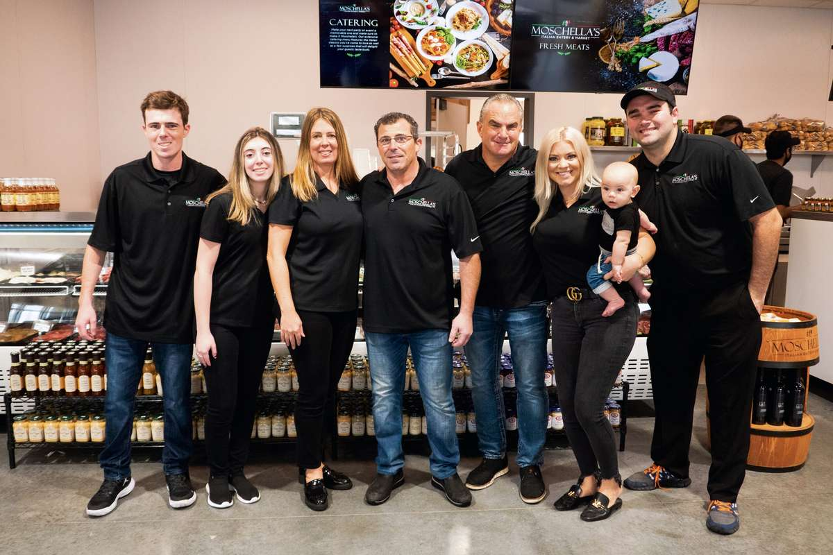 Family and staff