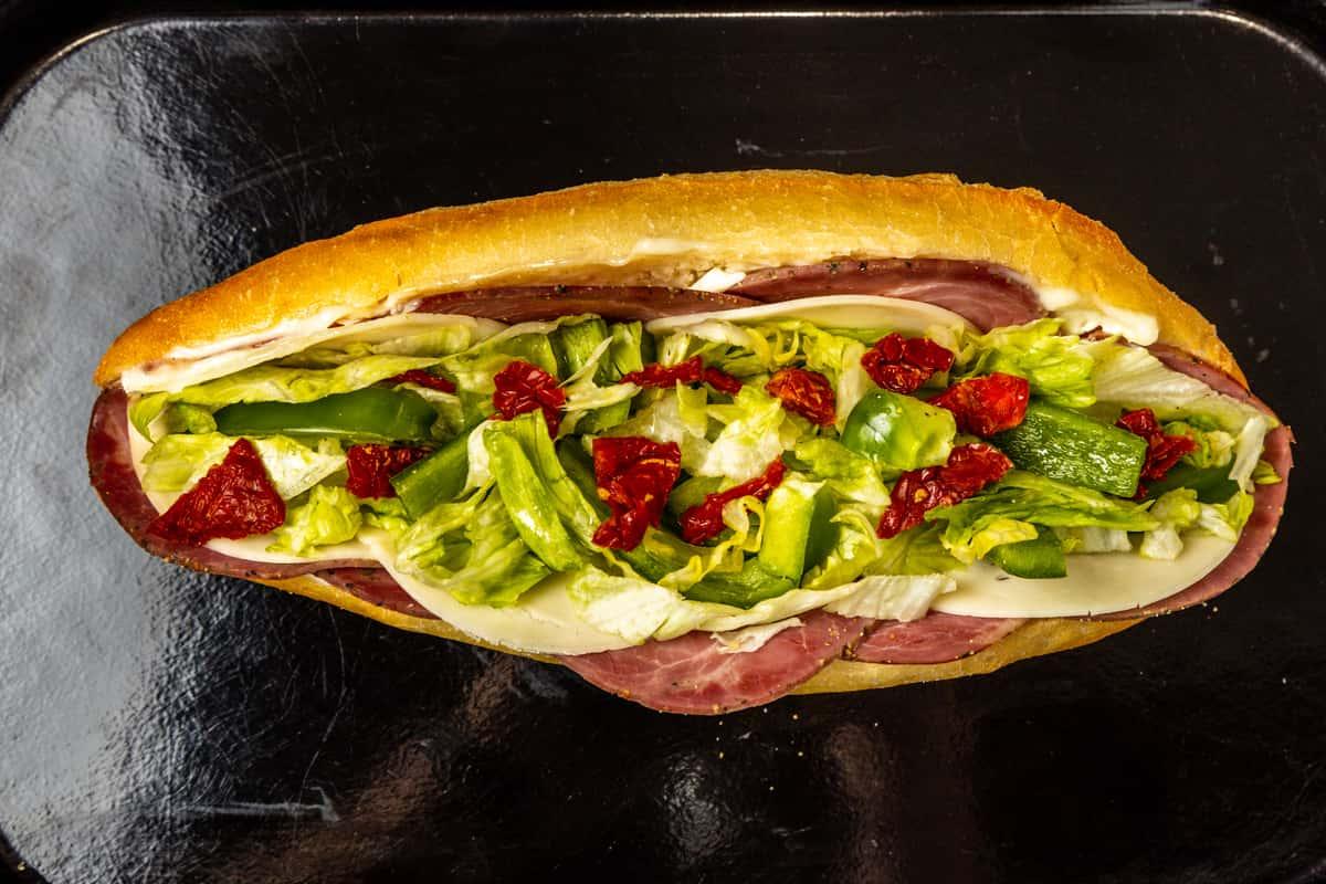 Soprano sandwich