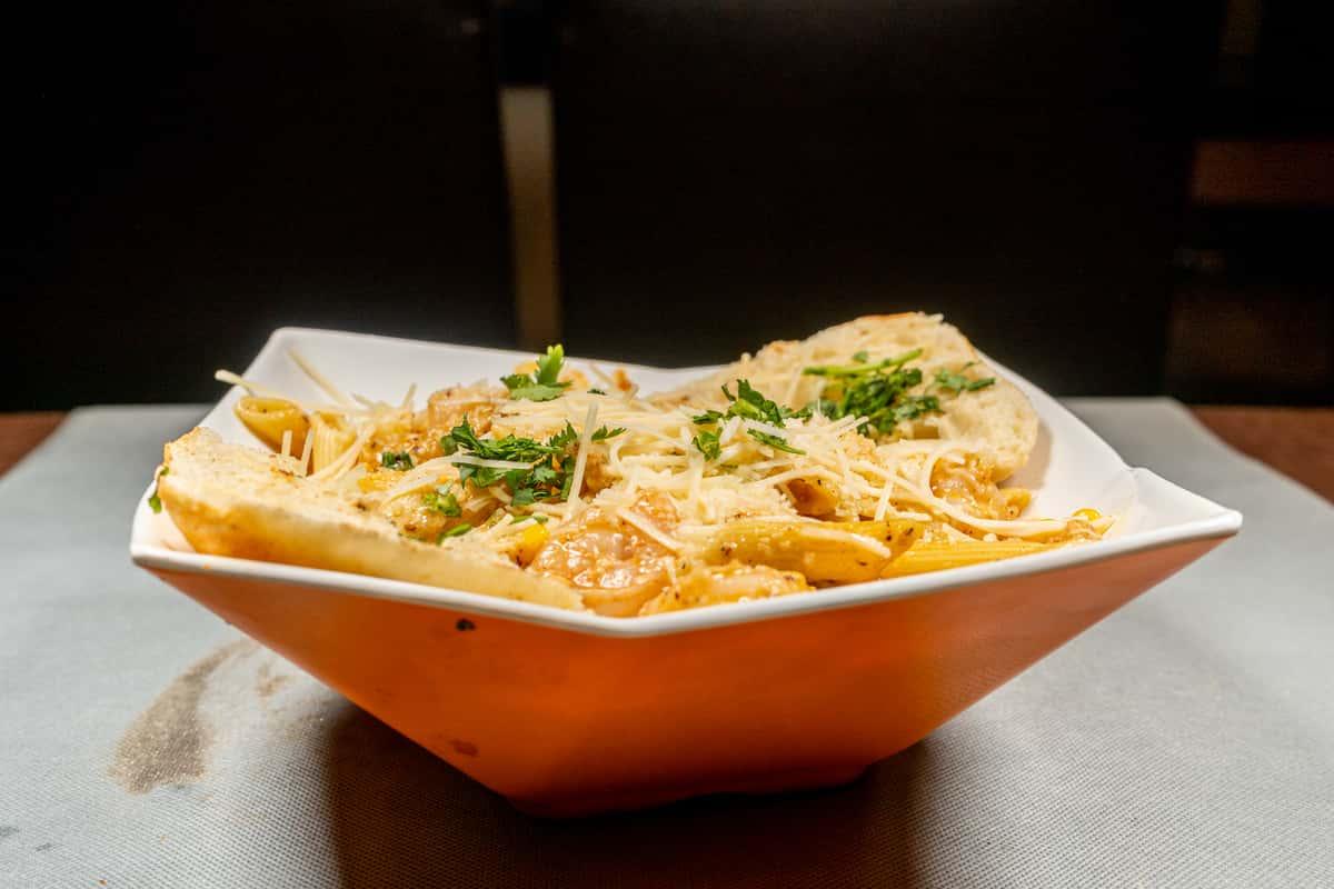 Soulful Pasta*