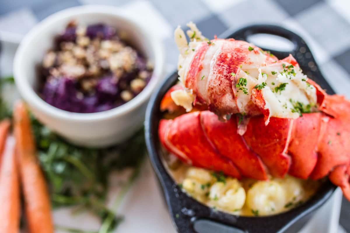 Lobster Mac*