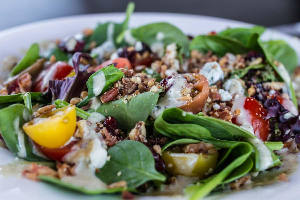 back 40 salad