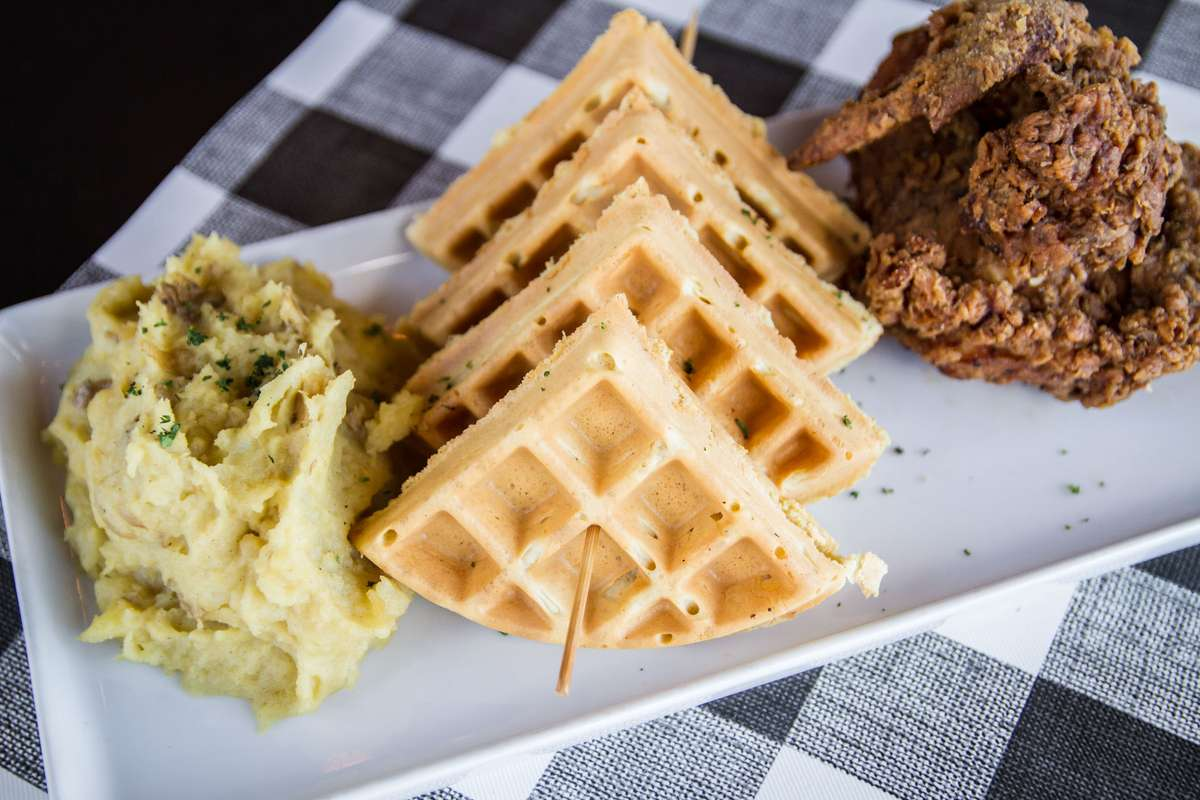 Farmhand Chicken & Waffles