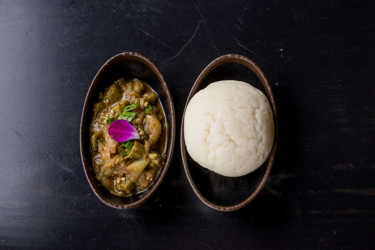 Ugali ( Tuesdays Only)