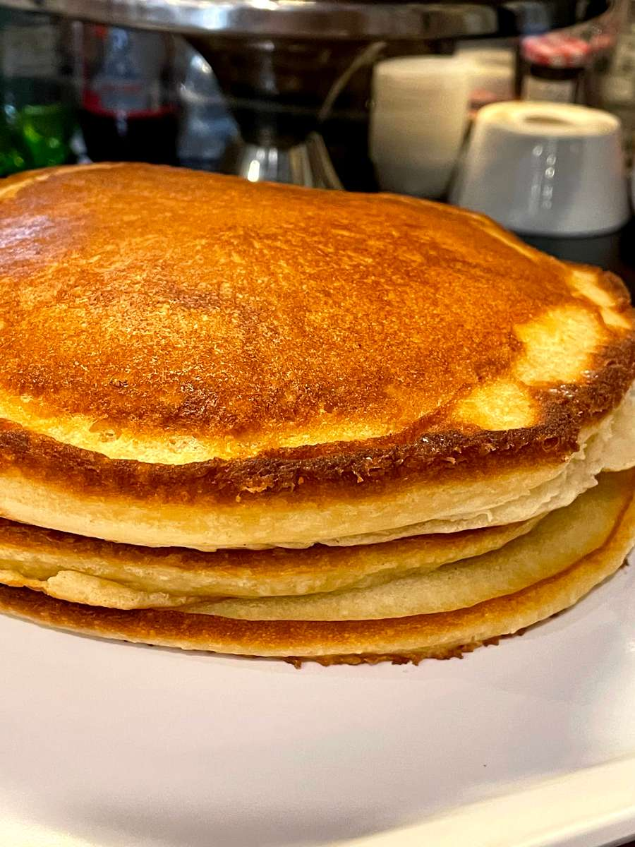#4 Buttermilk Pancakes