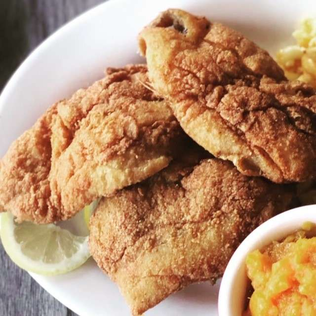 12 Piece Fried Whiting