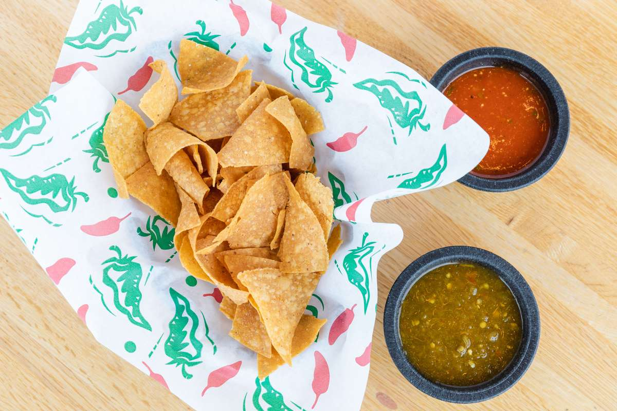 Bottomless Salsa & Homemade Chips