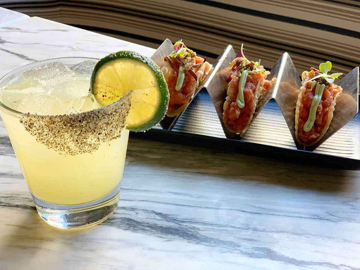 Wonton Tacos (3pc)